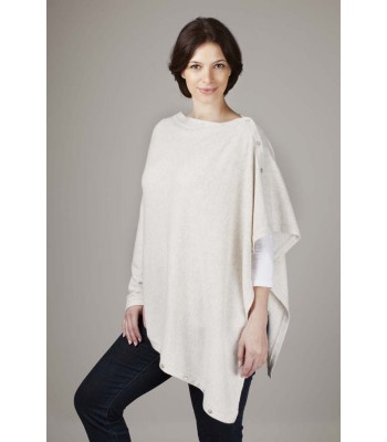 POLO NECK PONCHO