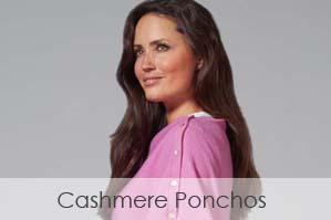 cashmere ponchos